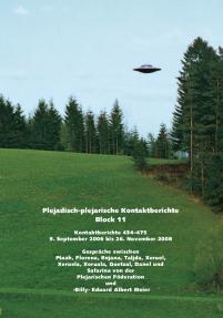 Plejadisch-Plejarische Kontaktberichte Block 11