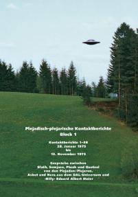 Plejadisch-Plejarische Kontaktberichte Block 1