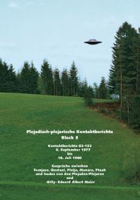 Plejadisch-Plejarische Kontaktberichte Block 3