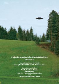 Plejadisch-Plejarische Kontaktberichte Block 14