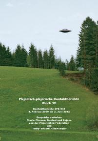 Plejadisch-Plejarische Kontaktberichte Block 12